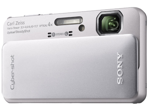 Digitalkamera Sony Cyber-shot DSC-TX10 © Sony