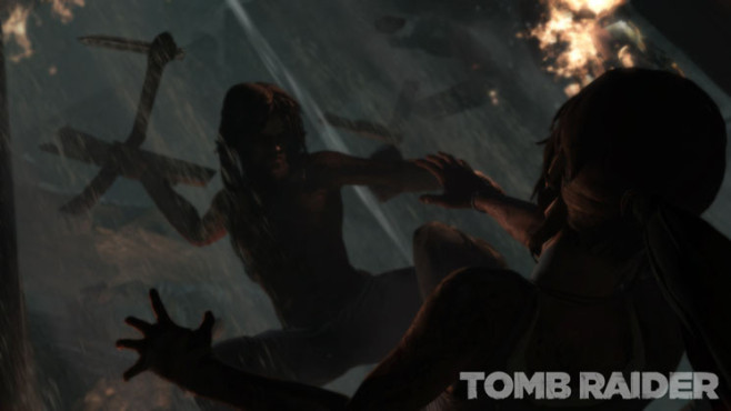 Actionspiel Tomb Raider: Angriff © Square Enix