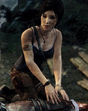 Actionspiel Tomb Raider: Regen © Square Enix