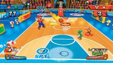 Mario Sports Mix: Basketball©Nintendo