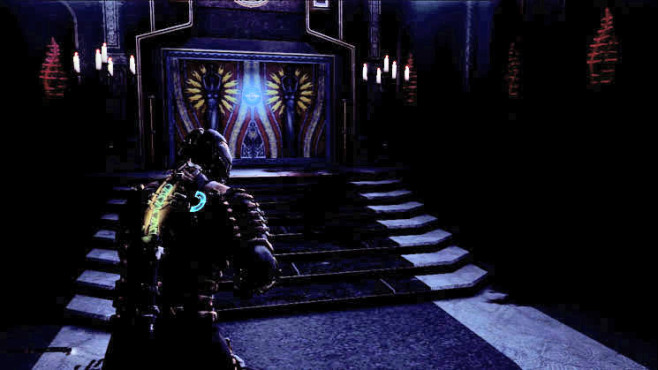 Actionspiel Dead Space 2: Tor ©Electronic Arts