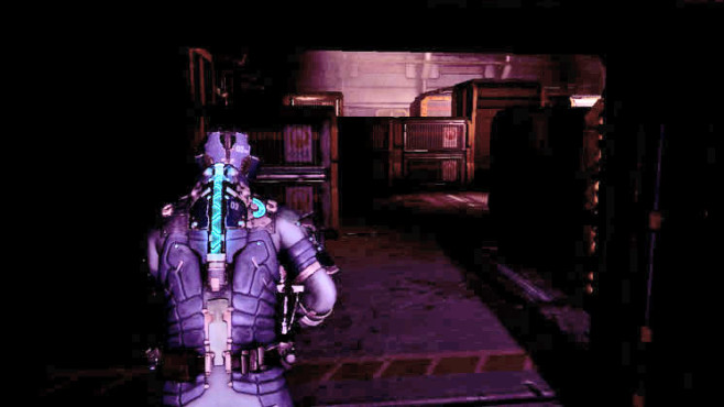 Actionspiel Dead Space 2: Eingang ©Electronic Arts