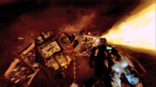 Actionspiel Dead Space 2: Hindernis 1 ©Electronic Arts
