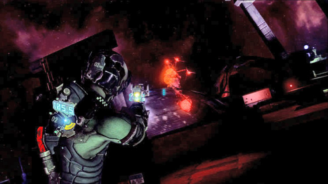 Actionspiel Dead Space 2: Nekromorph © Electronic Arts