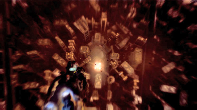 Actionspiel Dead Space 2: Schacht © Electronic Arts