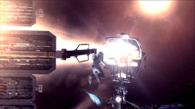 Actionspiel Dead Space 2: Sonnenstrahl ©Electronic Arts