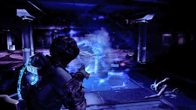 Actionspiel Dead Space 2: Sauerstoff © Electronic Arts