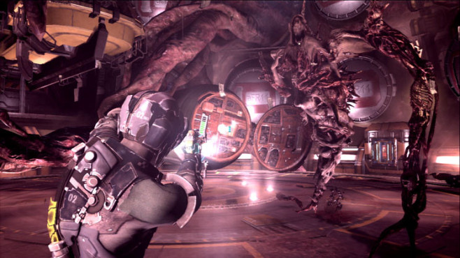 Actionspiel Dead Space 2: Explosion © Electronic Arts