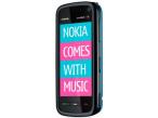 Nokia-Handy mit Musikdienst Comes With Music©Nokia