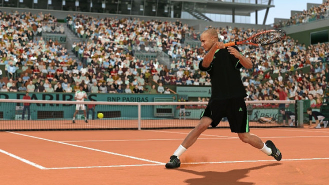 Sportspiel Top Spin 4: Andre Agassi ©Take-Two