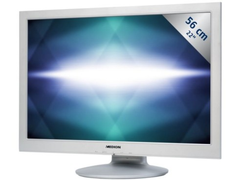 22-Zoll-TFT-Monitor MD30222 © Medion