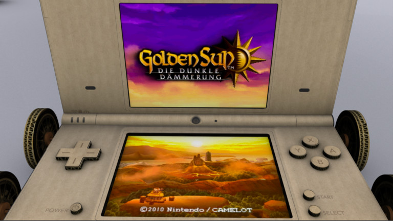 Video-Test: Golden Sun – Die Dunkle Dämmerung für Nintendo DS