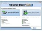Screenshot Ocster Backup Easy©COMPUTER BILD