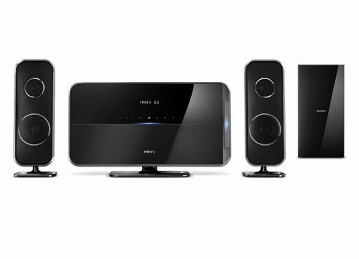 Home-Entertainment-System SoundHub © Philips