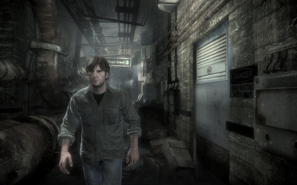 Actionspiel Silent Hill – Downpour: Pearl Creek © Konami
