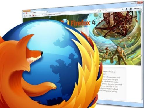 Firefox 4 ©Screenshot