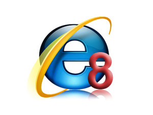 Internet Explorer 8 ©Screenshot