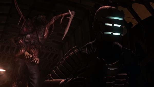 Actionspiel Dead Space ©Electronic Arts