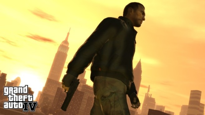 Actionspiel Grand Theft Auto 4 ©Take-Two
