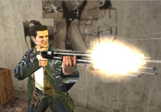 Actionspiel Max Payne ©Eidos