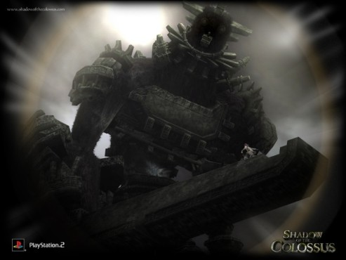 Actionspiel Shadow of the Colossus ©Sony