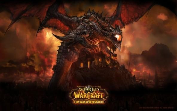 Online-Rollenspiel World of Warcraft ©Blizzard