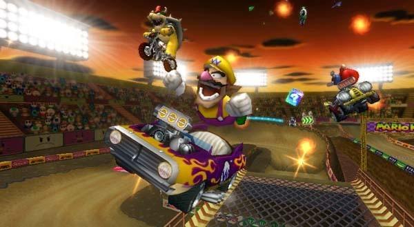 Rennspiel Mario Kart Wii ©Nintendo
