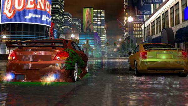 Rennspiel Need for Speed – Underground ©Electronic Arts