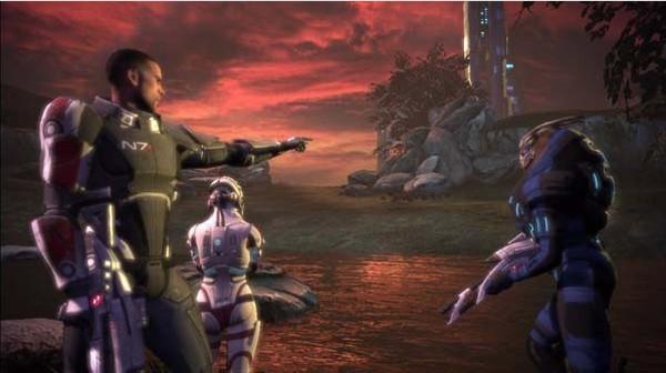 Rollenspiel Mass Effect ©Electronic Arts