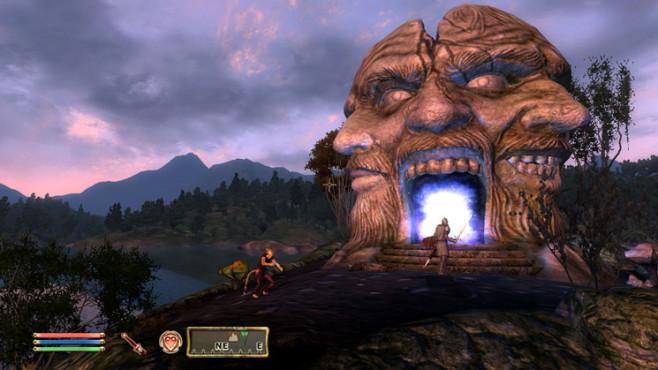 Rollenspiel The Elder Scrolls 4 – Oblivion ©Take-Two