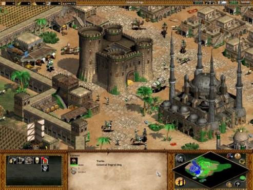 Strategiespiel Age of Empires 2 ©Microsoft