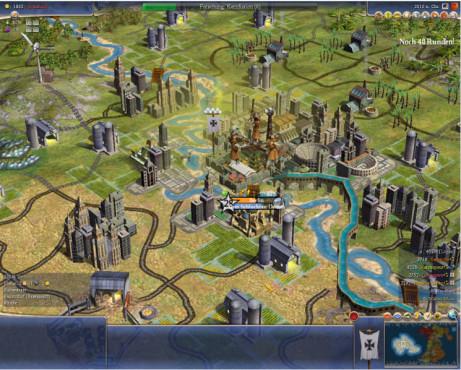 Strategiespiel Civilization 4 ©Take-Two