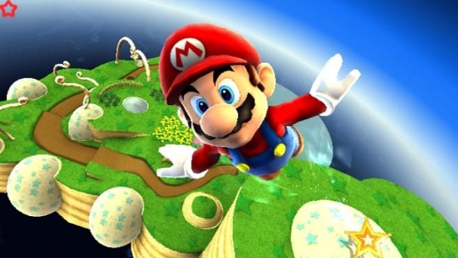 Super Mario Galaxy ©Nintendo