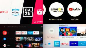 Smart-TV-Betriebssysteme im Vergleich©COMPUTER BILD