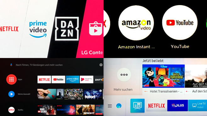 Wer Hat Das Beste Smart Tv Betriebssystem Audio Video Foto Bild