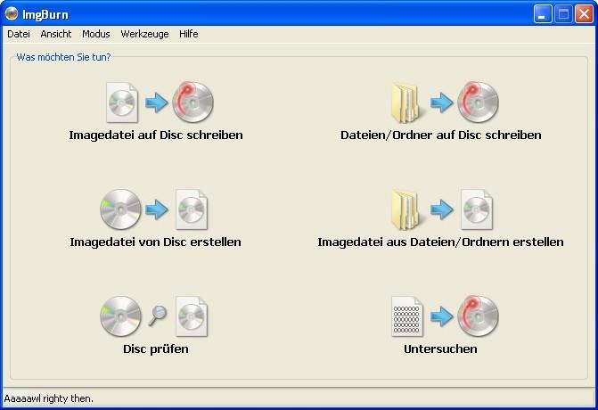 Anleitung und Tipps zu ImgBurn - COMPUTER BILD