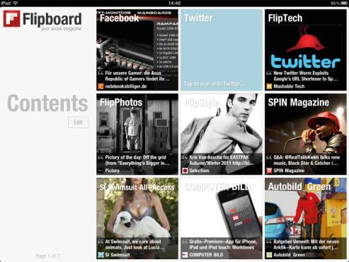 Flipboard ©Flipboard Inc