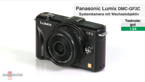 Video zum Test: Panasonic Lumix DMC-GF2
