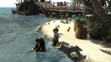Actionspiel Lego Pirates of the Caribbean: Jack Sparrow © Disney Interactive