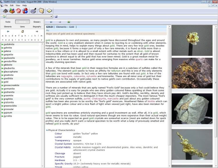 Screenshot 1 - Earth's Core