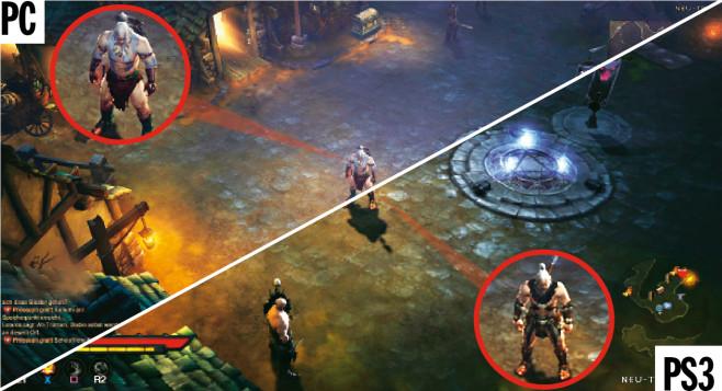 Rollenspiel Diablo 3©Blizzard