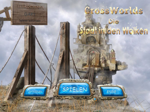 CrossWorlds – Die Stadt in den Wolken © Intenium