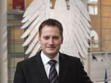 Bundestagsabgeordneter Manuel Höferlin©Manuel Höferlin