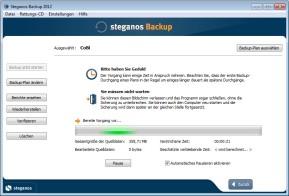 Steganos Backup 2012