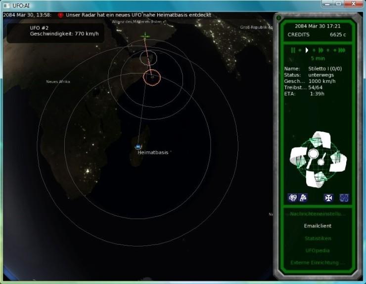 Great Screenshot 2   UFO: Alien Invasion