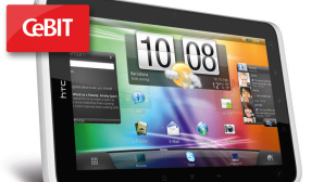 Video-Praxis-Test: Tablet-PC HTC Flyer
