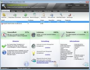 Ashampoo HDD Control 2 – Kostenlose Vollversion