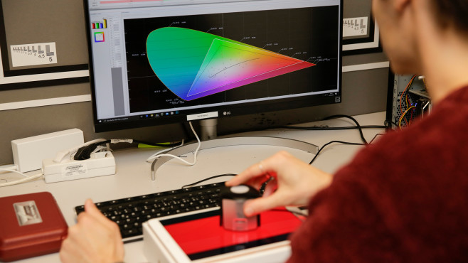 Tablet-Test: Neues Testverfahren©COMPUTER BILD