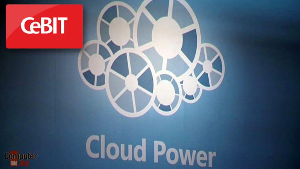 Video-Reportage: CeBIT-Trendthema Cloud Computing