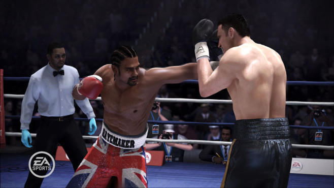 Sportspiel Fight Night Champion: Haymaker © Electronic Arts